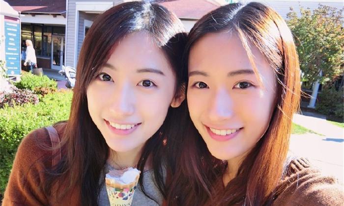 Can not female asian twins congratulate
