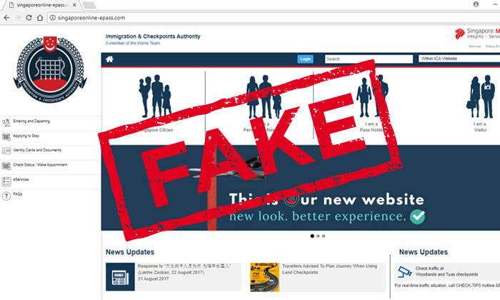 Bogus Spot Ica Government Stomp One 5 This - Fake To Ways Site A -- Including