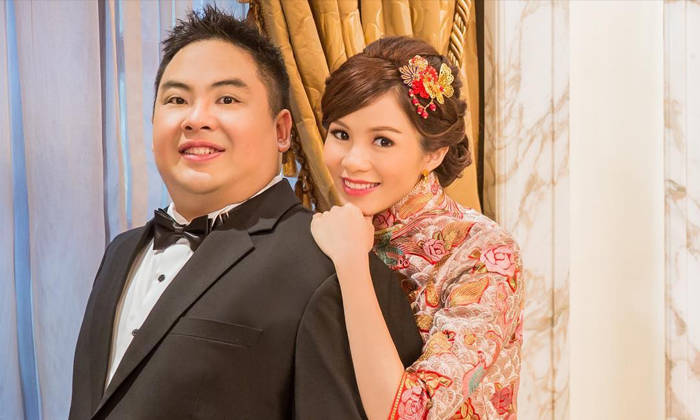 Actress Tracy Lee Marries Wealthy Businessman And Her Wedding Guest List Is Jaw Dropping