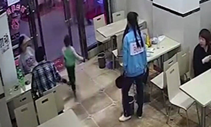 4-year-old in China suffers concussion after getting tripped by