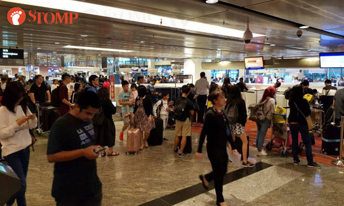 Jetstar flights delayed after IT issue affects its systems at Changi Airport