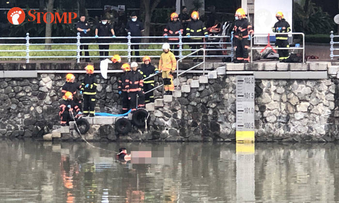 Body of 48-year-old man found floating in Singapore River