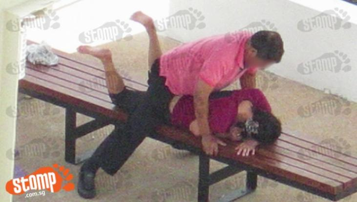 Uncle And Auntie Caught Engaging In Obscene Acts For Over