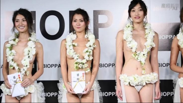 Japan Holds Contest To Find The Woman With The Most -4571