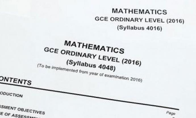 More than 70 students took wrong O-level maths paper after