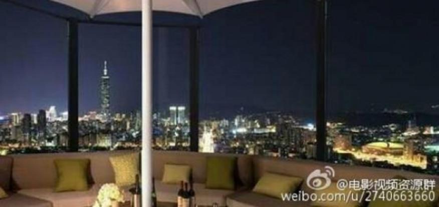 The Incredible Views From Jay Chou S 27 Million Taipei