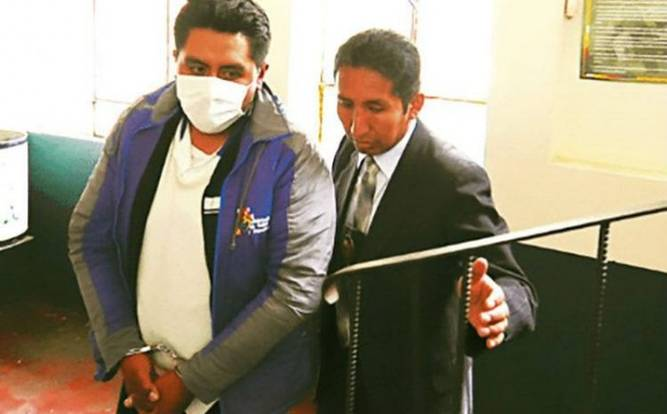 Bolivian Male Nurse Assistant Caught Having Sex With Dead Woman By Her Husband - Stomp-3806