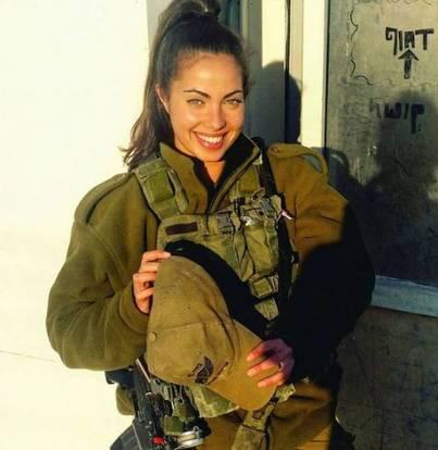 Soldiers Hot israeli women