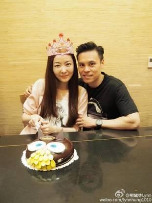 Lynn Hung Gives Husband Ken Kwok The Best Anniversary Gift