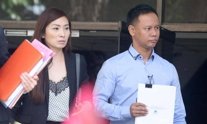 Couple who hit maid, forced her to pour hot water on herself and starved her gets convicted