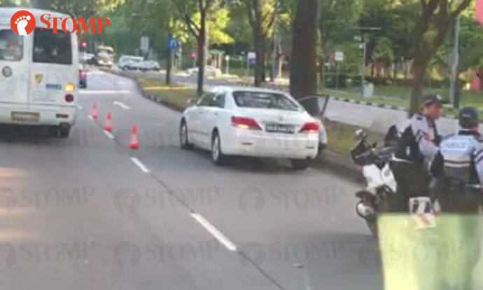 51-year-old pedestrian dies after getting hit by driver along Choa Chu Kang Way