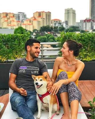 Nas Daily says first night in S'pore in 2014 scared him, brushes off petition banning him from moving here