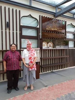 New Zealand woman visits Al-Huda Mosque in S'pore and apologises for Christchurch shooting