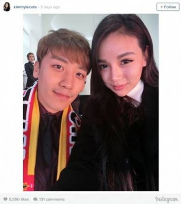 Singapore socialite Kim Lim denies involvement with Seungri's nightclub scandal