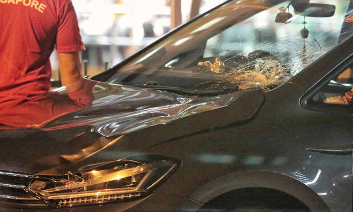 69-year-old Woman Dies After Being Hit By Car In Hougang
