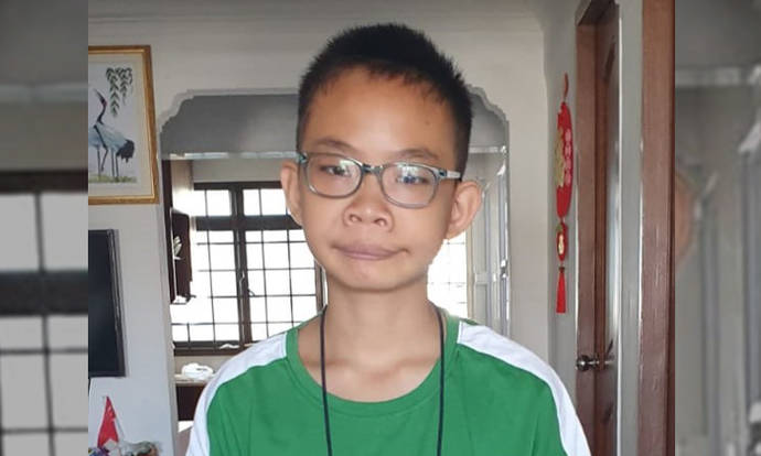 Police appealing for info on missing 12-year-old boy last seen at ION Orchard - Stomp