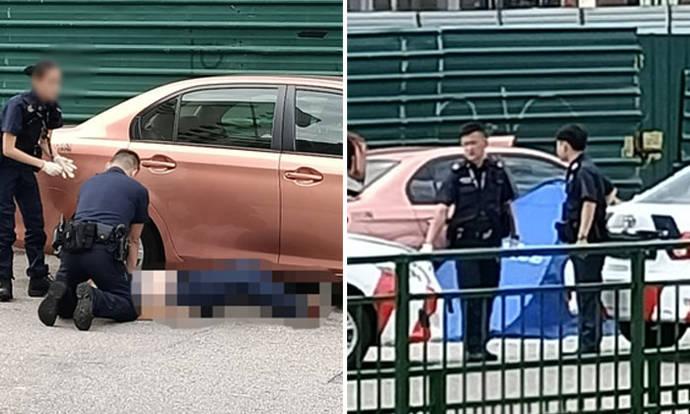 Driver dies in taxi at Kelantan Road - Stomp
