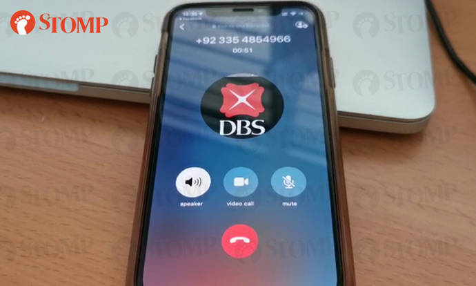 Scammer says he's calling via WhatsApp due to 'lockdown', hangs up when told circuit breaker is over - Stomp