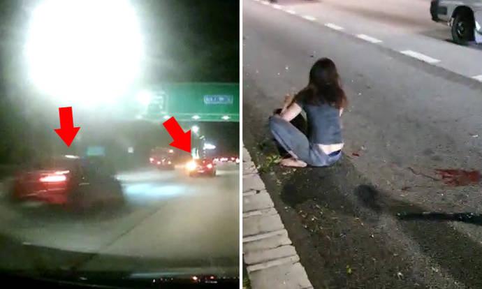 2 men arrested for dangerous driving after CTE accident ...