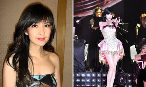 This is how 'eternal goddess' Vivian Chow looks like at 51