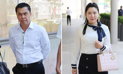 Businessman sent mistress sexually intimate texts even after feeling cheated over $2m 'loan'