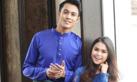 """Bella Astillah called """"stupid"""" for being friendly with S'pore singer Aliff Aziz after their divorce"""