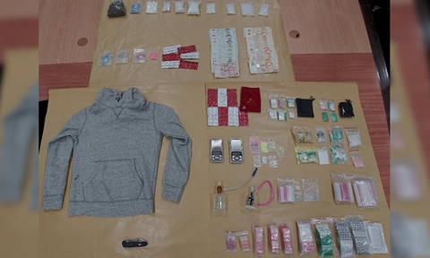 6 arrested for suspected drug-related offences: $67k of 'Ice', 'Ecstasy', ketamine and more seized