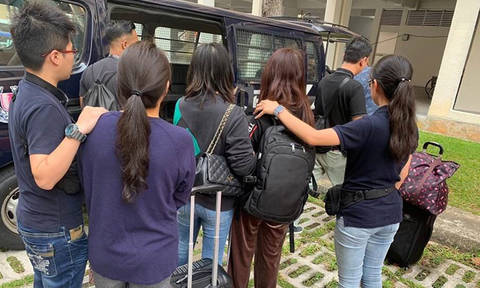 106 women and 1 man arrested during anti-vice operation at hotels, condos and HDB flats