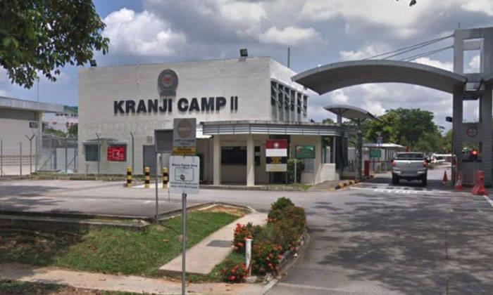 Kranji Camp II, where an SAF regular was found dead, on Feb 14, 2019. PHOTO: SCREENGRAB FROM GOOGLE STREET VIEW