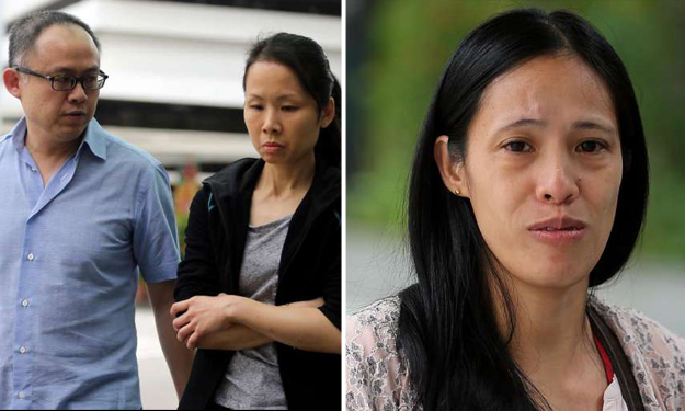 Maid who starved for 15 months says employers watched her every move in Orchard condo