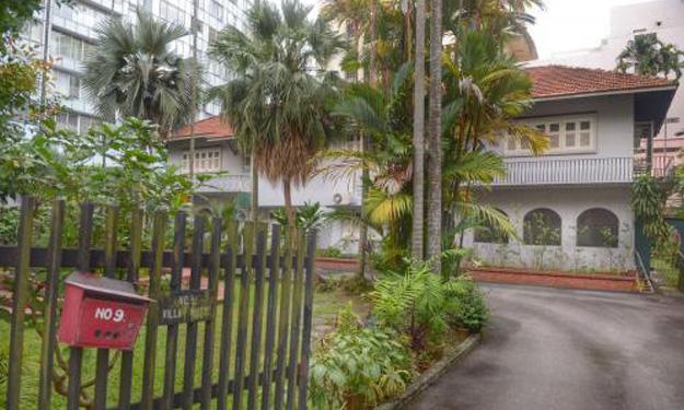 House of Tan Tock Seng's descendants near Orchard Rd could fetch $170 million
