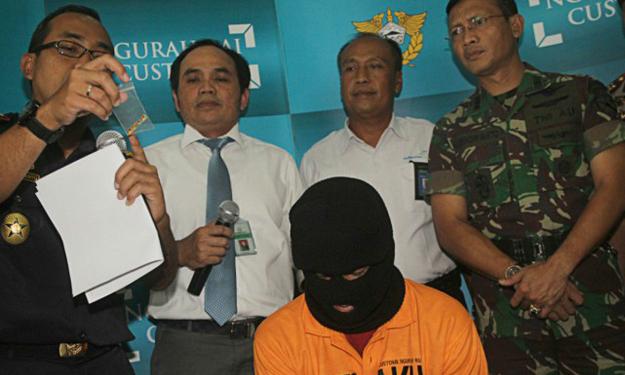 Singaporean, 33, arrested in Bali for drug possession