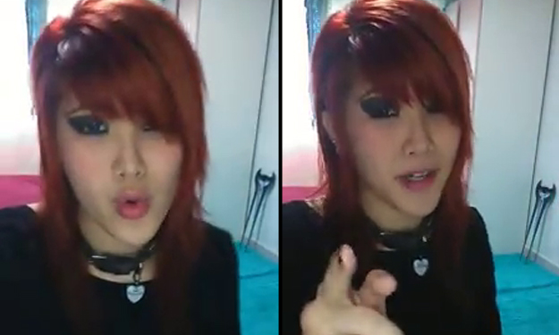 You'll be stunned when this S'pore babe shows off her 'golden voice'