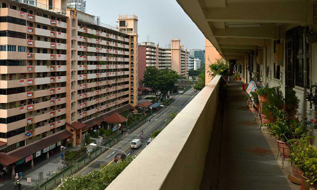Boy, 13, on probation for theft falls 10 storeys to his death from Bendemeer block