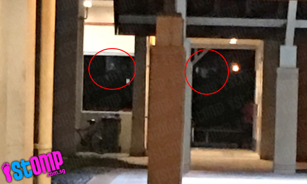 Woman creeped out by 'shadowy faces' at Bedok North block: Can you see them?