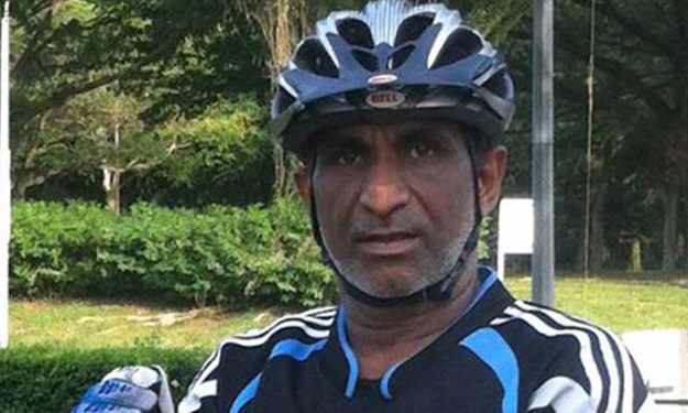 58-year-old Singaporean man collapses and dies in Johor cycling event