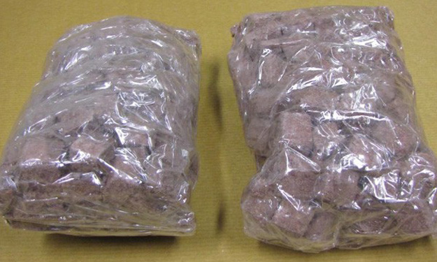 3 arrested and more than $65,000 worth of heroin found at Woodlands Checkpoint
