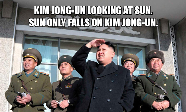 Brilliant memes of Kim Jong-un 'looking at things' will make your day
