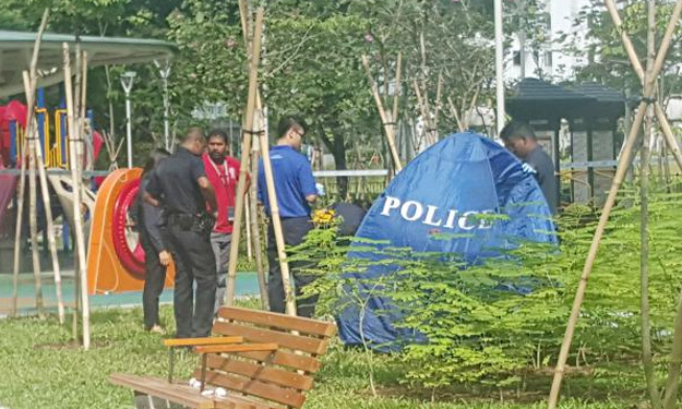 Boy, 11, falls from 17th floor of Fernvale Link block before he was supposed to bring home exam paper