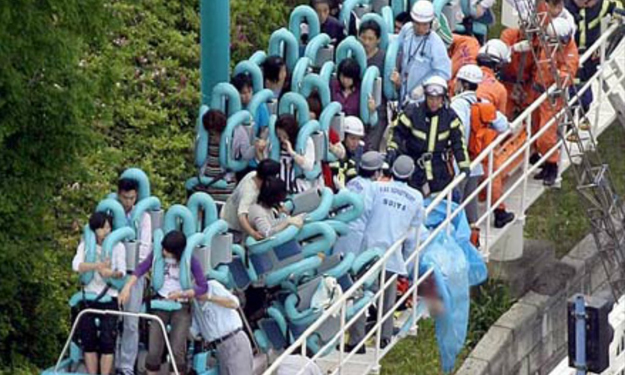 Horrifying roller-coaster tragedies that resulted in dissection, doom and death