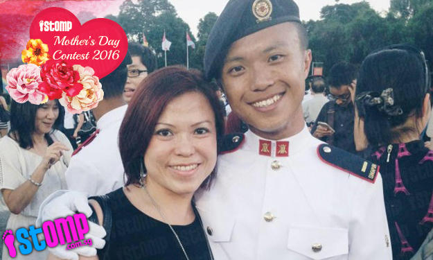 Stomp's Top Mum Awards winner's touching story shows that a mother's role is the toughest
